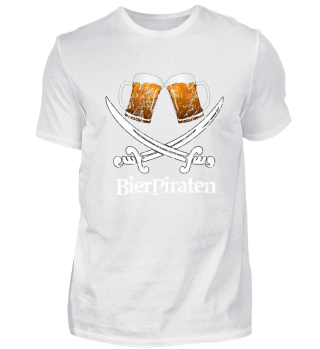 Die Bierpiraten entern das Deck der Bar