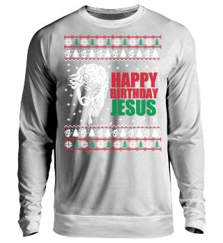 Jesus Ugly Christmas Sweater Geschenk
