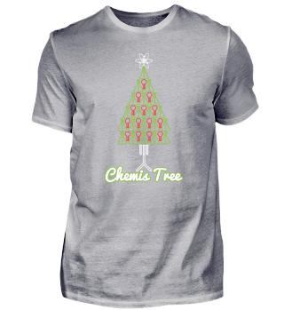 Weihnachten Geschenk Chemie Baum