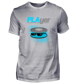 PLAyer 3D Drucker 3D Drucken PLA Filament