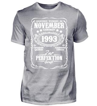 Legenden November Geburtstag 1993