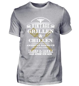 GRILL SHIRT · GRILLEN & CHILLEN #1.9
