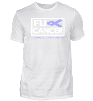 Fck Cancer Shirt esophageal cancer