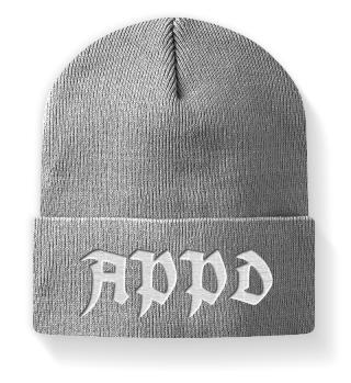 Stickerei APPD Mütze