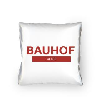 Bauhof Weber - Kissen