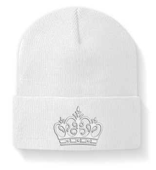 ♥ Embroidery - Royal Crown I