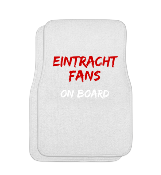 Eintracht Fans on Board