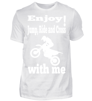 Enjoy! Jump Ride and Cross with me 6 W