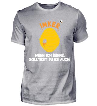 Imker Geschenk Bienenzüchter Shirt