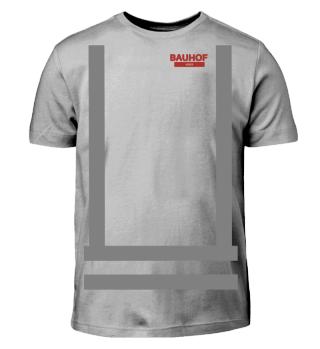 Bauhof Weber Shirt Kinder (Grau)