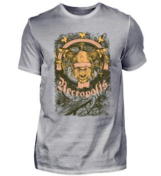 Necropolis Viking Design Artist