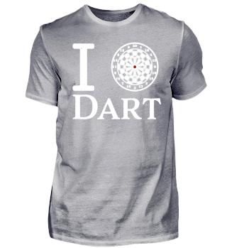I love Dart