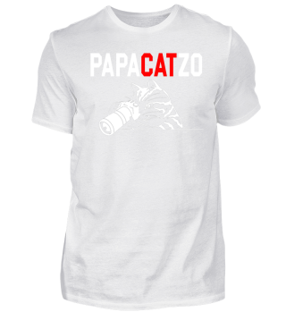 Paparazzo - PapaCATzo - for Photograph