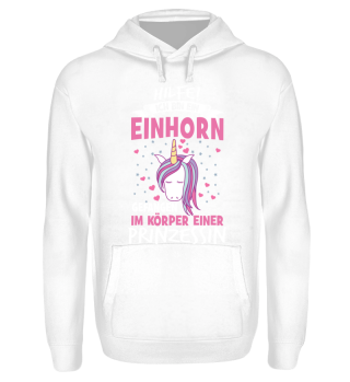 Einhorn - Im Körper einer Prinzessin