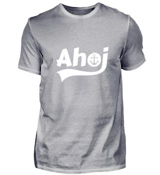 Ahoi mit Anker - Shirt