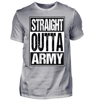 MILITÄR - Straight outta army!